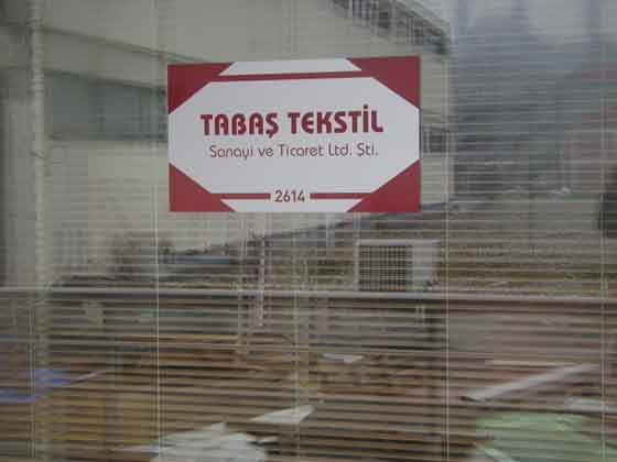 Tabaş Tekstil Tic. Ltd. Şti.