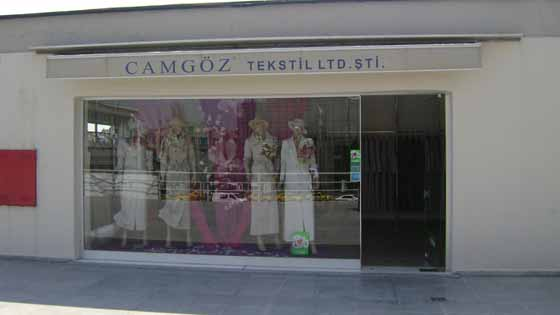 Camgöz Tekstil San. ve Tic Ltd. Şti