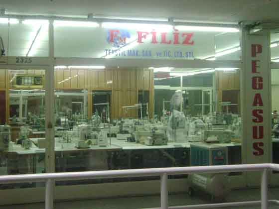 Filiz Tekstil Mak. San. ve Tic. Ltd. Şti.